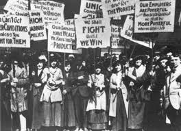 #19SuffrageStories -Number 6- Working Suffragists Part 2:  Paving their Way in The Movement