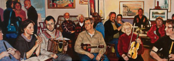 """""""The Musicians"""" Chris Gray 