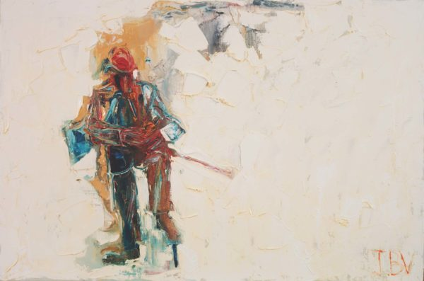 """""""The Travelling Piper (from Cillian Vallely's The Raven's Rock)"""" JB Vallely 